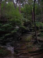 Creek Stock 2: Rocks by tidewater194