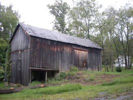 Old Barn Stock by tidewater194