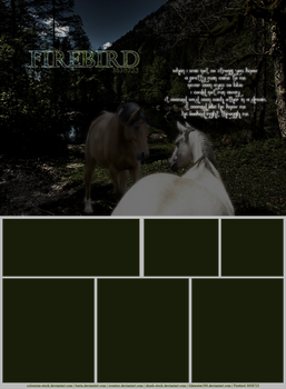 Horseland Layout: Magic Man