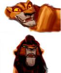 Lion King - I Will Avenge Scar
