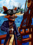 Captain Foxy - Pirate's Life for Me!