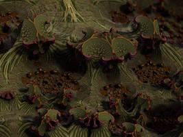 Microscopic Frontier by krompulos