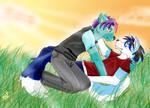 Shytzo and Husky