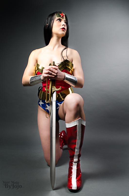 Wonder Woman: Warrior's Supplication by YourMojoByJojo