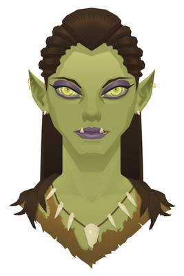 Female Orc 2