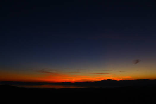 Sunset Kvarner, Croatia