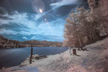 Lokvarsko jezero IR
