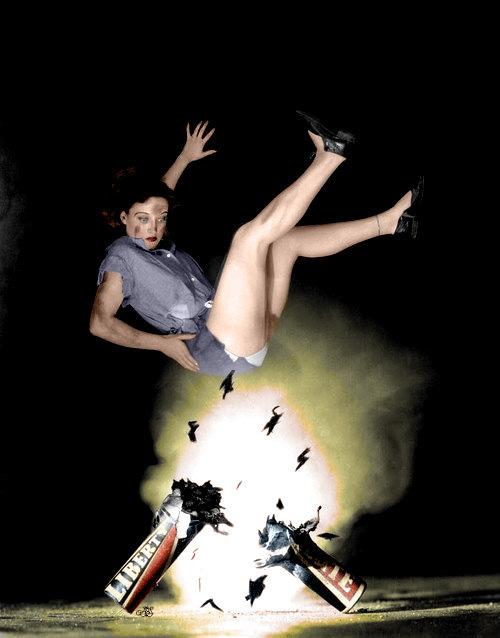 Joan Crawford by MlleKohaku