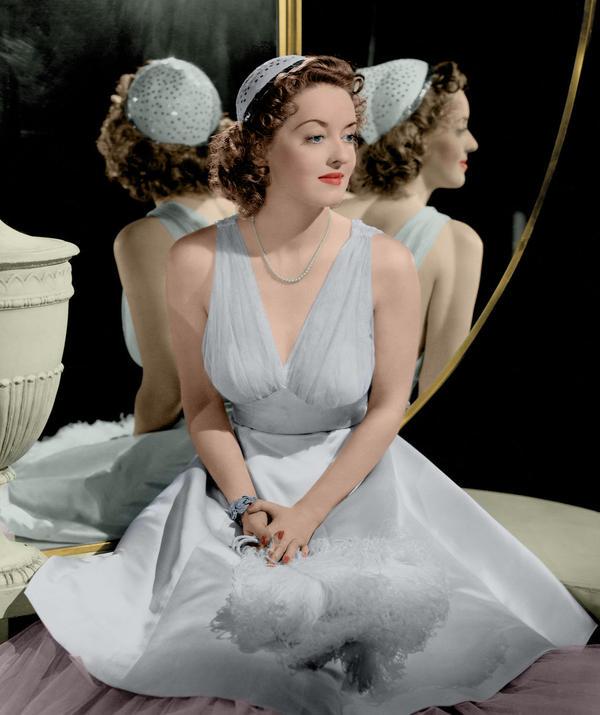 Bette Davis by MlleKohaku