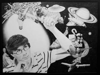 Artist's Block by CptCuddles