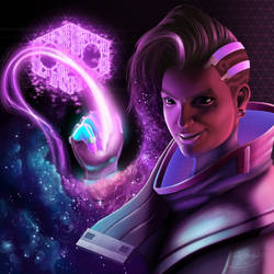 Sombra by CptCuddles