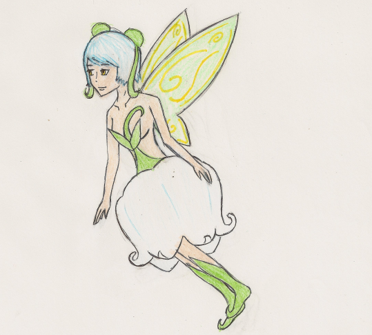 Lily Of The Valley Fairy By Animated-Rose On DeviantArt