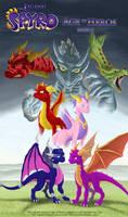 The Legend of Spyro AOH I