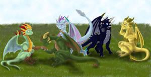 Happy Birthday Moonlit-dragon