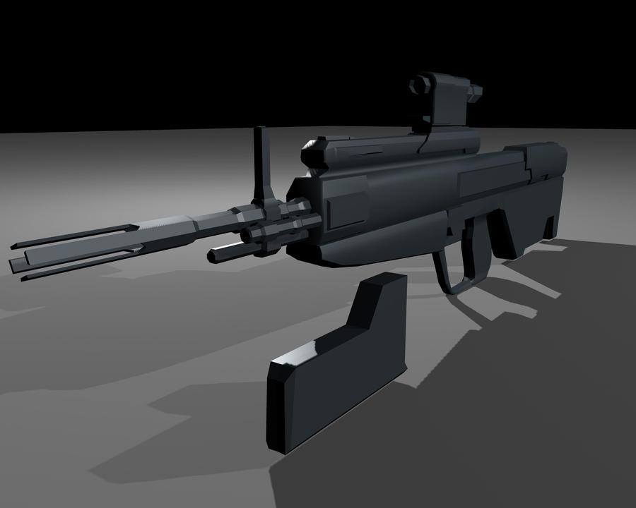 DMR build by Spartan-029