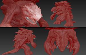 Gamera Sculpt