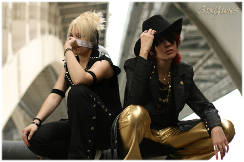 Reita Ruki cosplay SHADOW 1 by AyaItachi