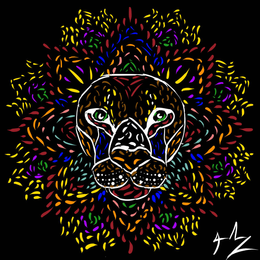 The Lion Attitude by Jopzeut on DeviantArt
