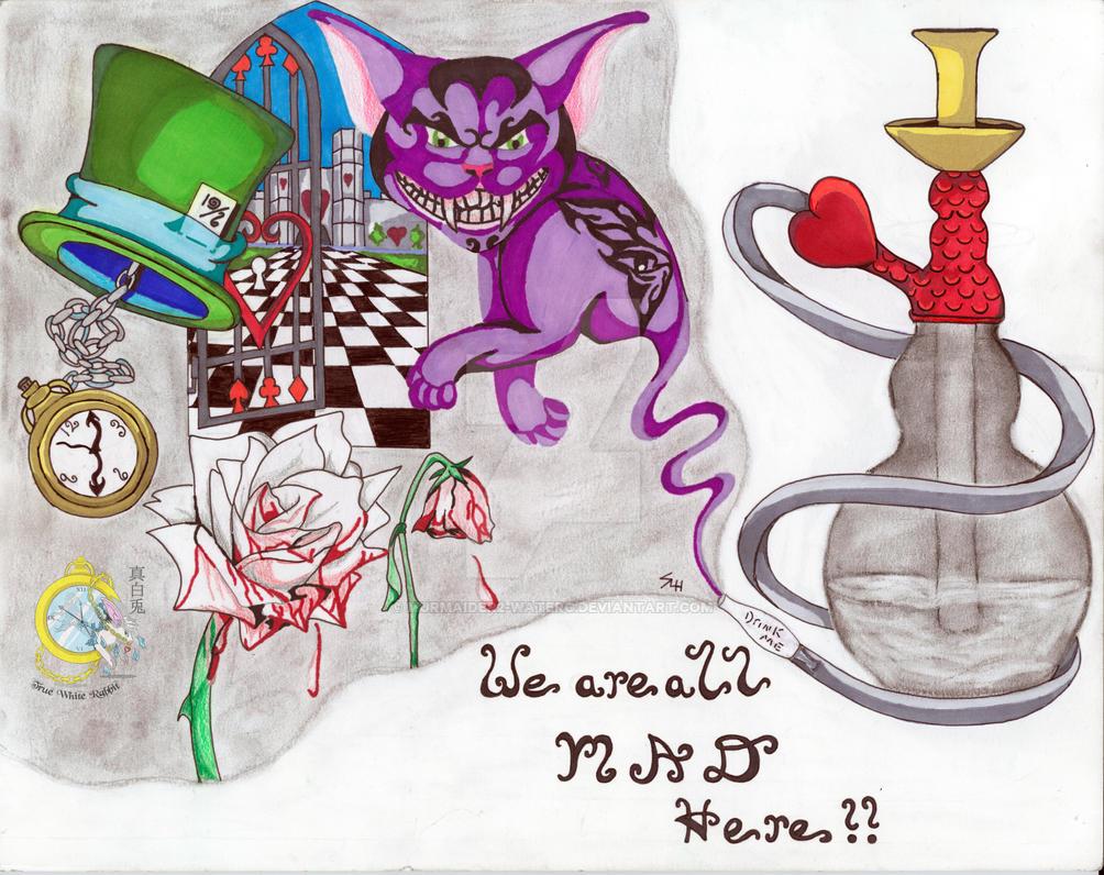 Madness of Wonderland by Murmaider2-WaterG