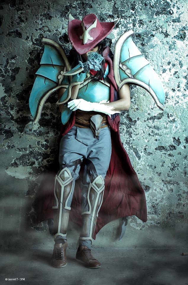 Underworld Twisted Fate Cosplay by PlatyYep on DeviantArt