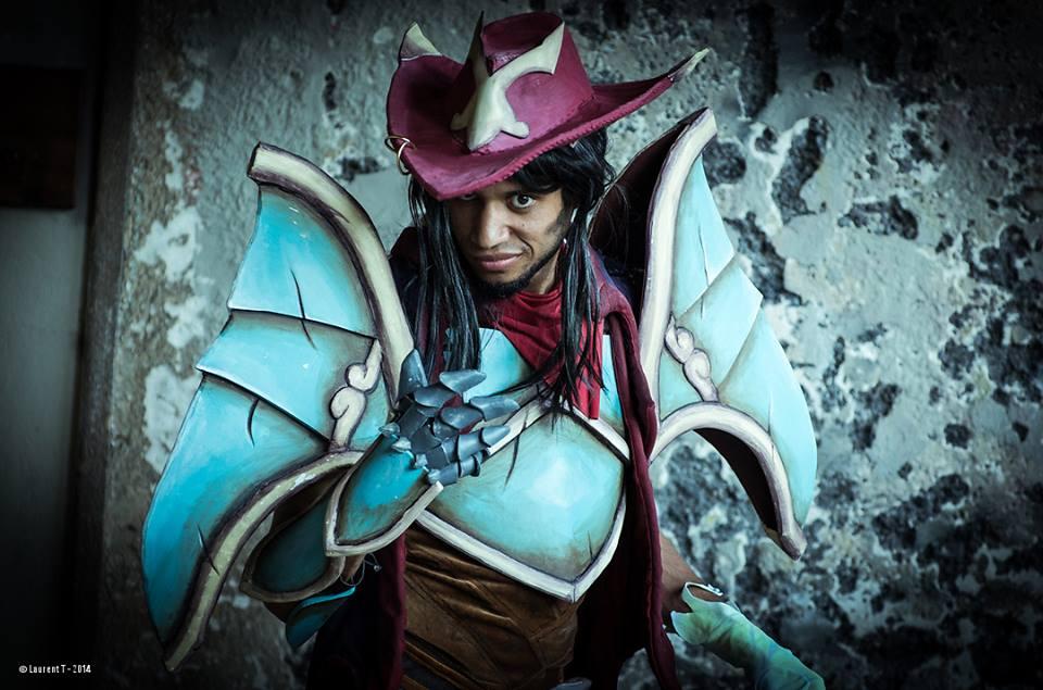 Twisted Fate Underworld Cosplay by PlatyYep on DeviantArt