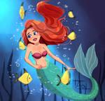 Ariel by Luzz015
