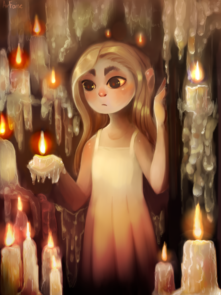 Candles by ArFaise