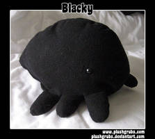 Blacky by blushplush