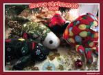 Christmas 2012 Grubs and Bettas