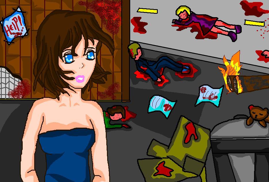 Punkprincess898: Resident Evil Jill Valentine's Last Escape By