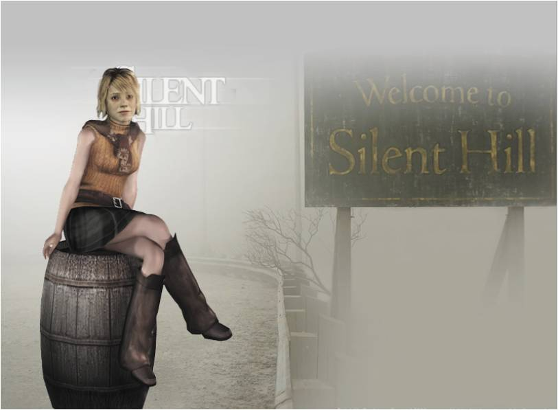Punkprincess898: Welcome To Silent Hill By Punkprincess898 On DeviantArt