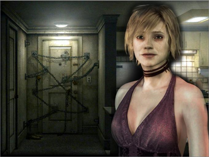 Punkprincess898: Heather Mason In Silent Hill 4 By Punkprincess898 On