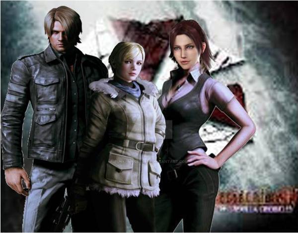 Punkprincess898: Resident Evil 6 By Punkprincess898 On DeviantArt
