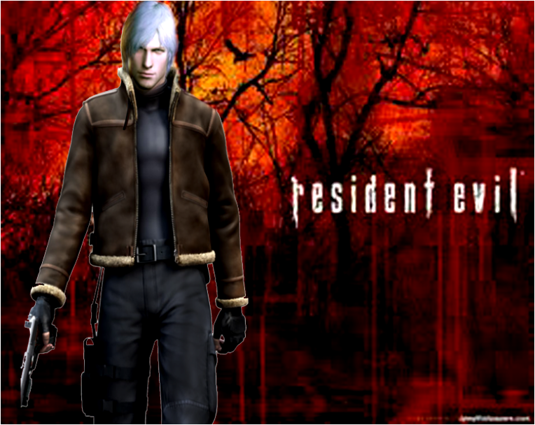 Punkprincess898: Dante In Resident Evil By Punkprincess898 On DeviantArt