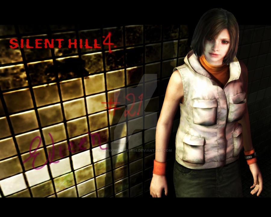 Punkprincess898: Eileen In Silent Hill 3 By Punkprincess898 On DeviantArt