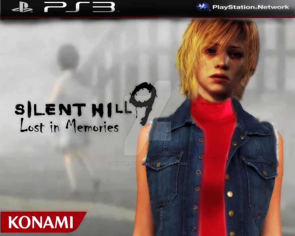 Punkprincess898: Silent Hill 9_Lost In Memories By Punkprincess898 On