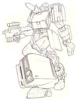 WheelJack by Blitz-Wing