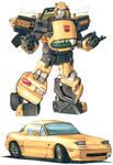 BumbleBee Roadster concept