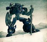 Art trade: Sentinel Prime