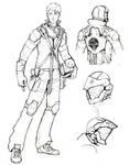 Matt Trakker sketch