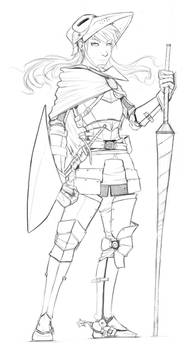 Knight lines