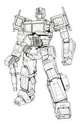 Optimus Prime 2015