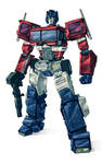 Optimus Prime 2015 colours