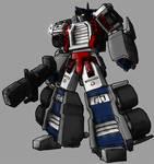 My optimus prime