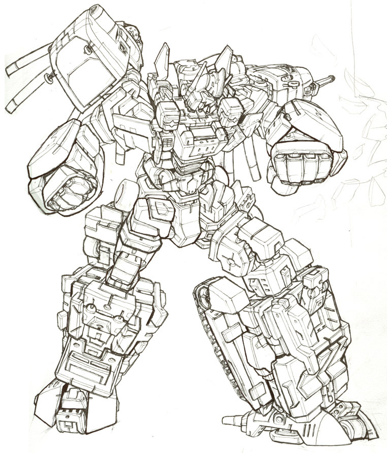 Bruticus by BlitzWing on DeviantArt