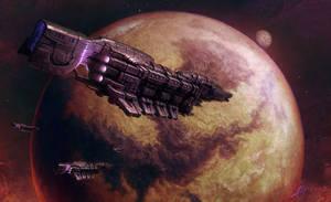 Planetary Exodus - Dune Inspired