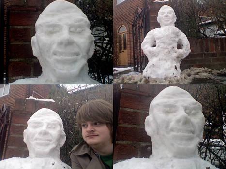 President Snowbama
