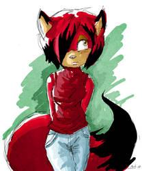 Foxy by Mot-Karma