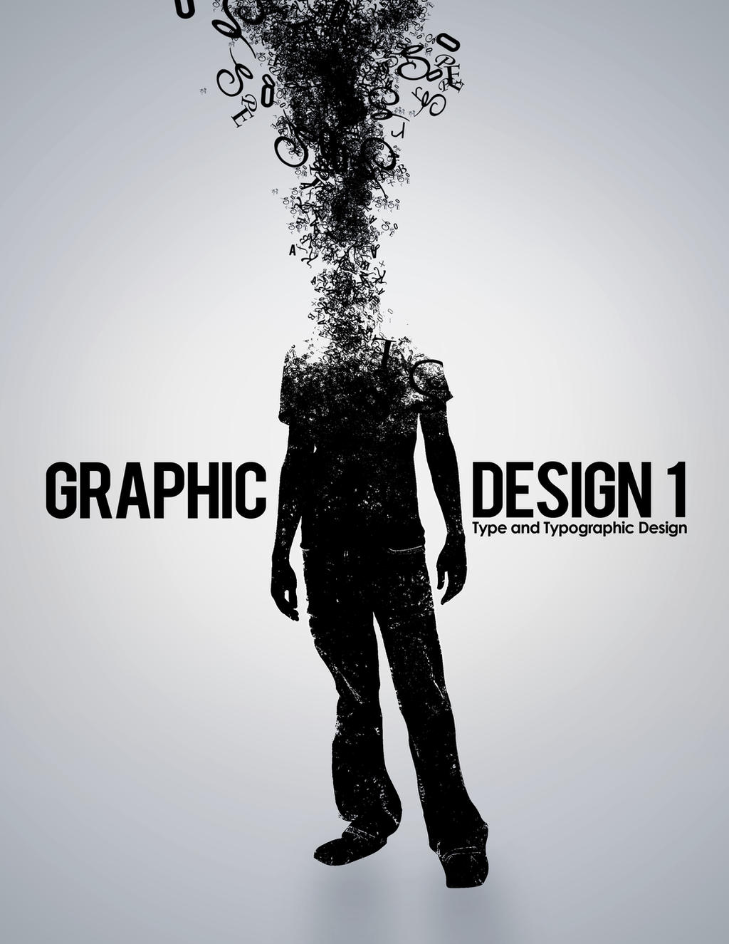 Graphic Design 1 Poster by Mechatron2300