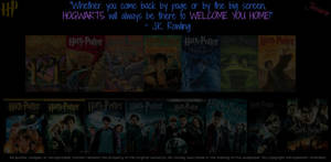 Welcome Home Hogwarts!